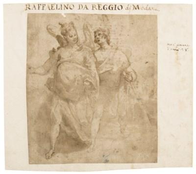 Raffaellino Motta da Reggio (C