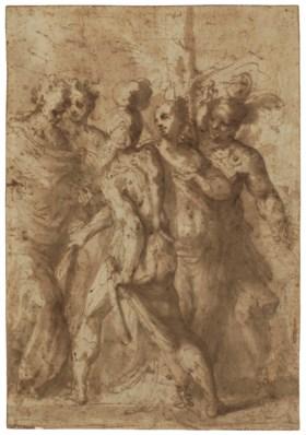 Jacopo Zanguidi, called il Bertoia (Parma 1544-1574)