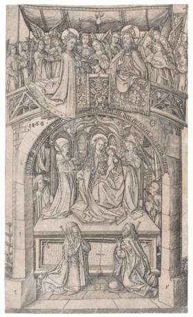 MASTER E.S. (ACTIVE CIRCA 1450-67)