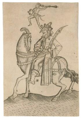 ISRAHEL VAN MECKENEM (1440-1503) AFTER THE MASTER ES (ACTIVE