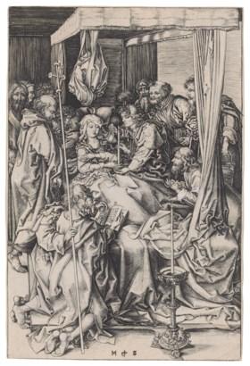 MARTIN SCHONGAUER (CIRCA 1445-1491)