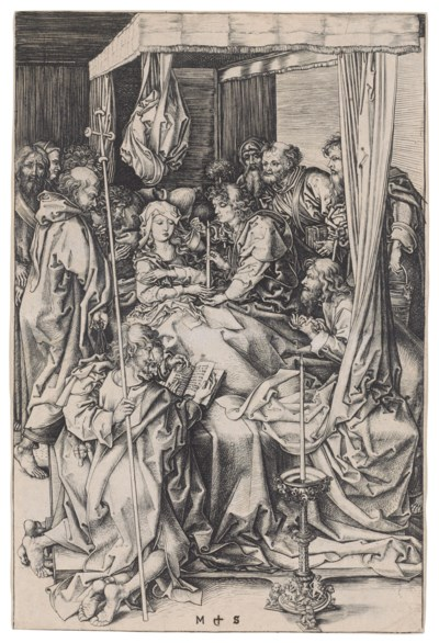 MARTIN SCHONGAUER (CIRCA 1445-