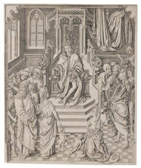 MONOGRAMMIST FVB (ACTIVE CIRCA 1475-1500)