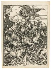 The Four Horsemen of the Apocalypse, from: The Apocalypse