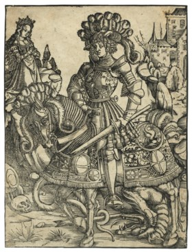 ANONYMOUS AFTER HANS BURGKMAIR THE ELDER (1473-1531)