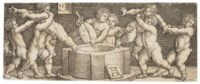 A Group of five Engravings