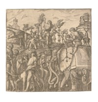 The Triumph of Julius Caesar