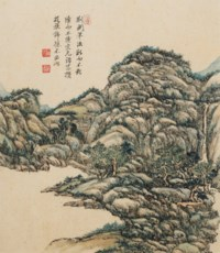 Landscape After Old Masters