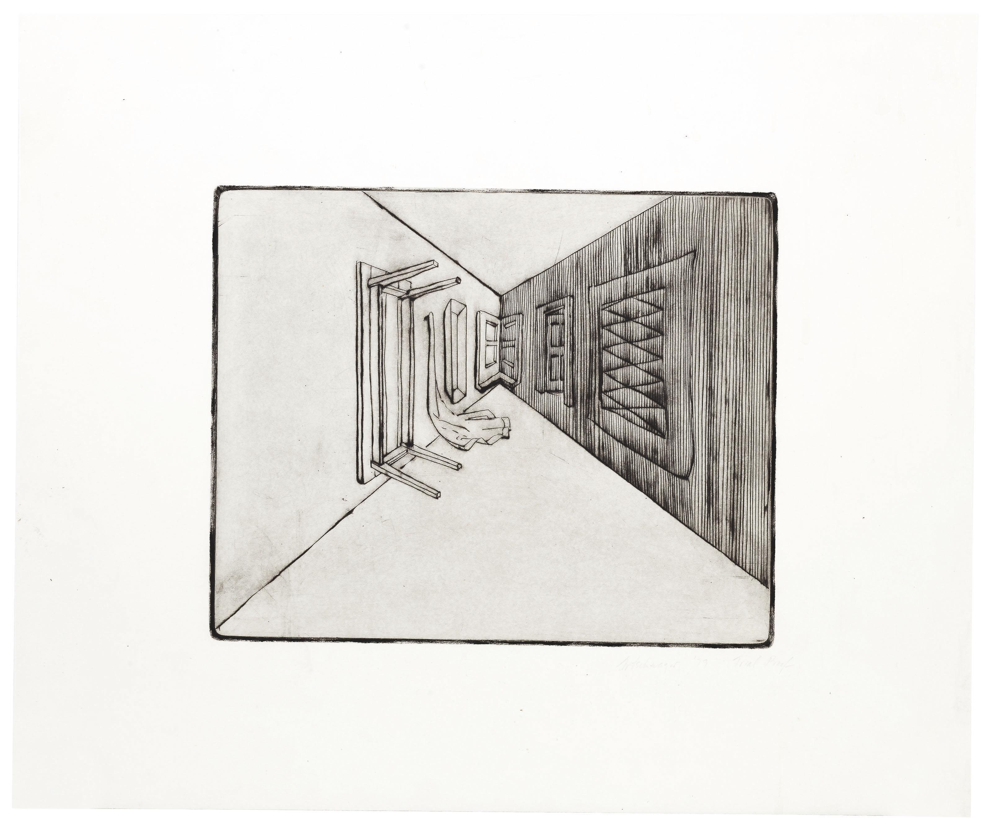 RICHARD ARTSCHWAGER (1923-2013