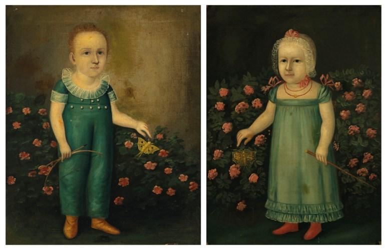 Joshua Johnson (c1763-after 18