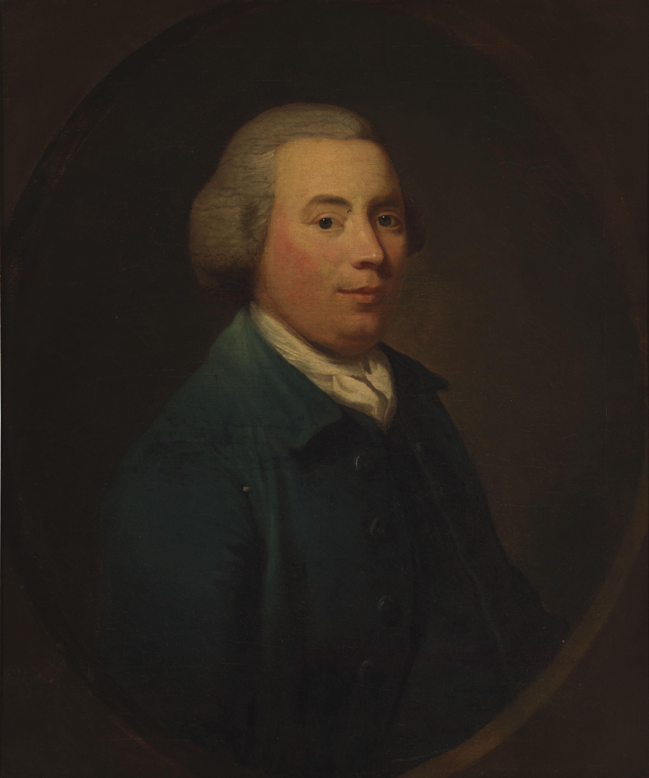 Portrait of a Gentleman, possibly John Adams