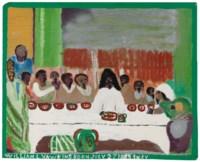 Last Supper #3, circa 1984