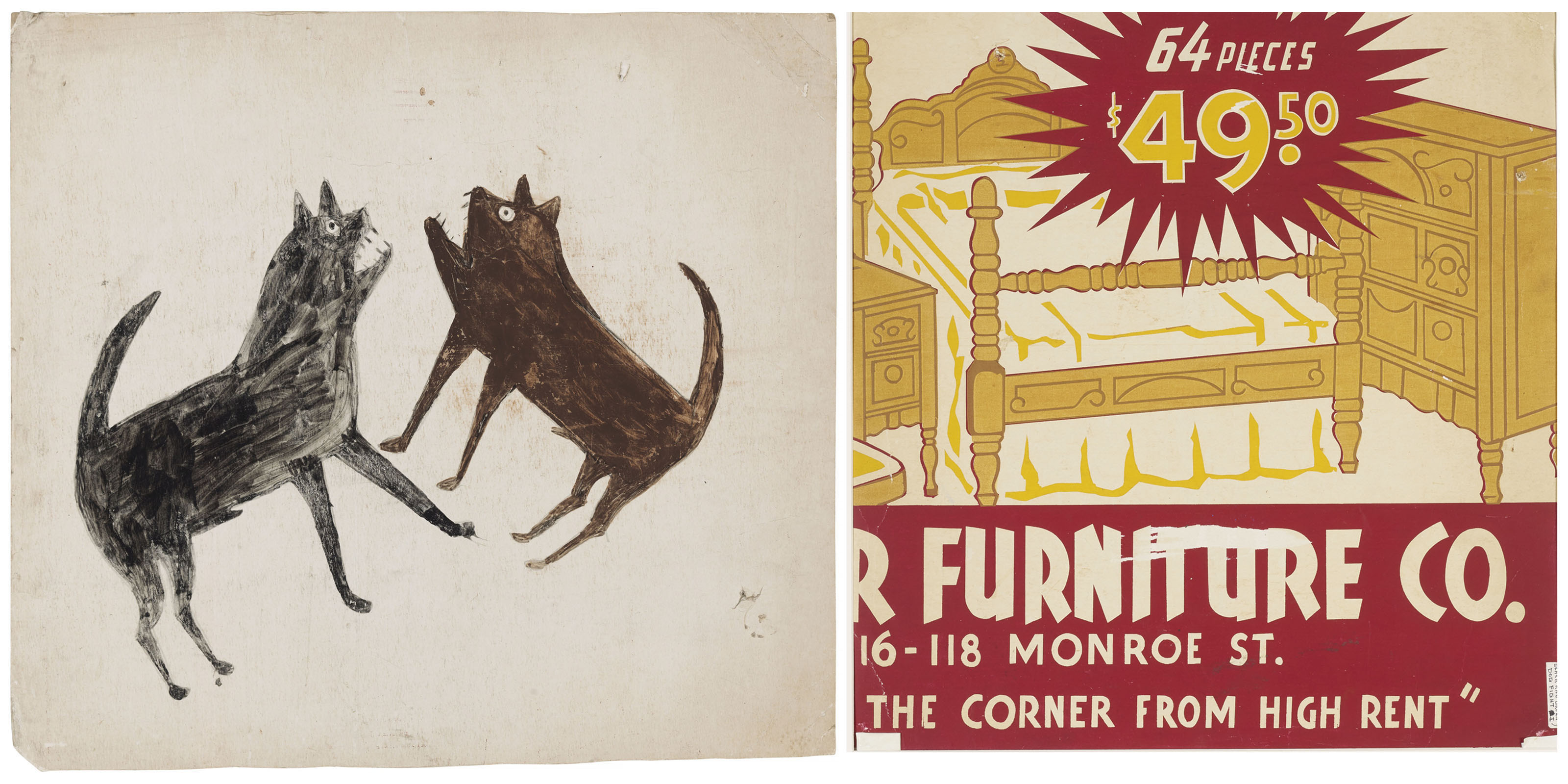 Fighting Dogs, 1939-1942