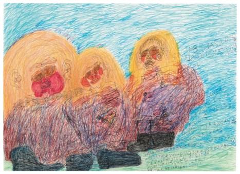 Outsider Art: The Hot List   Christie's