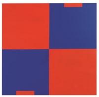 Cadmium Red & Cobalt Blue