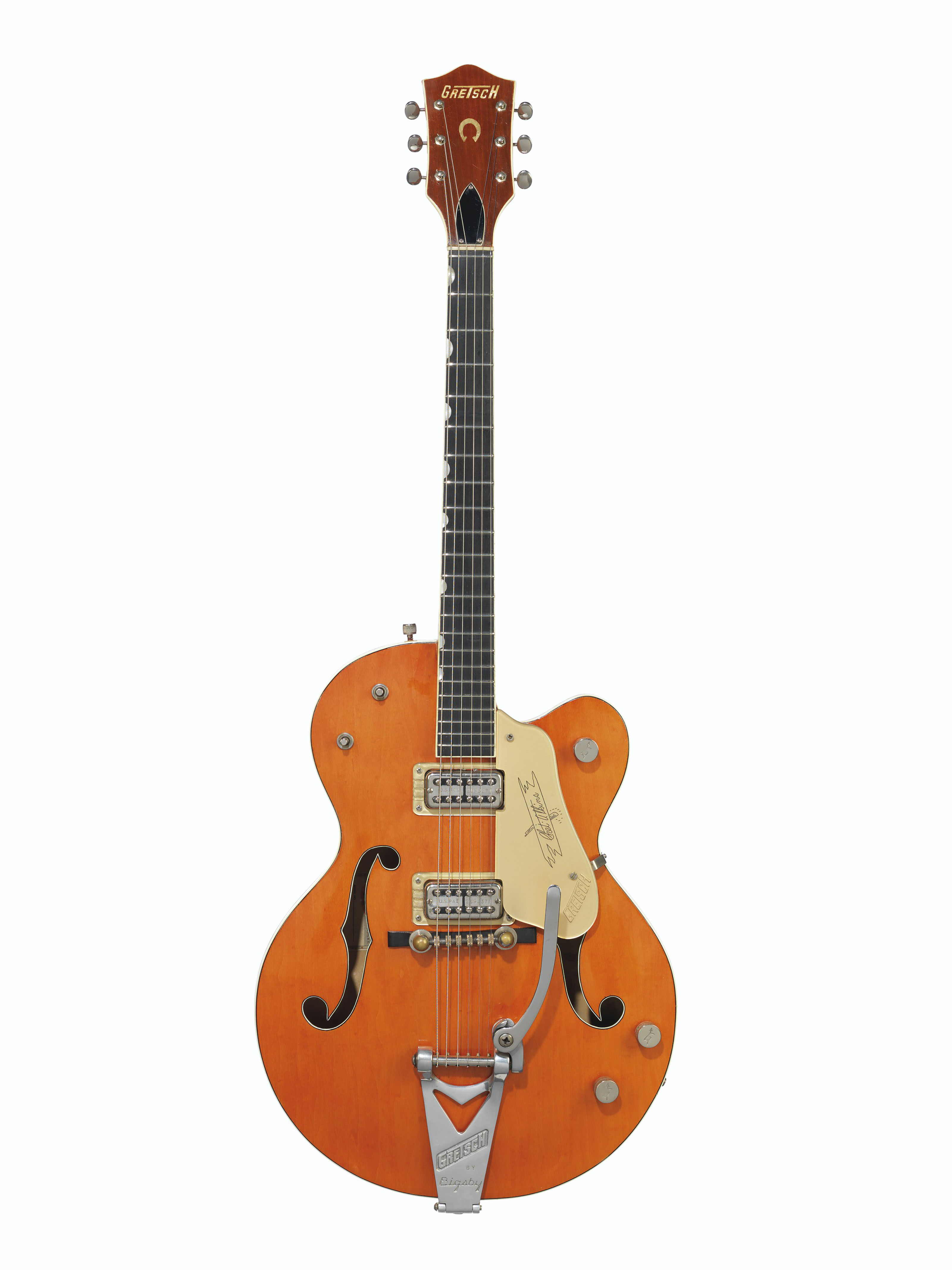 THE FRED GRETSCH MANUFACTURING COMPANY, BROOKLYN, 1960/61
