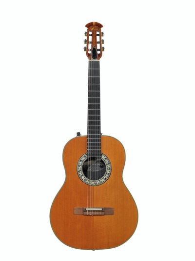 OVATION INSTRUMENTS, NEW HARTF