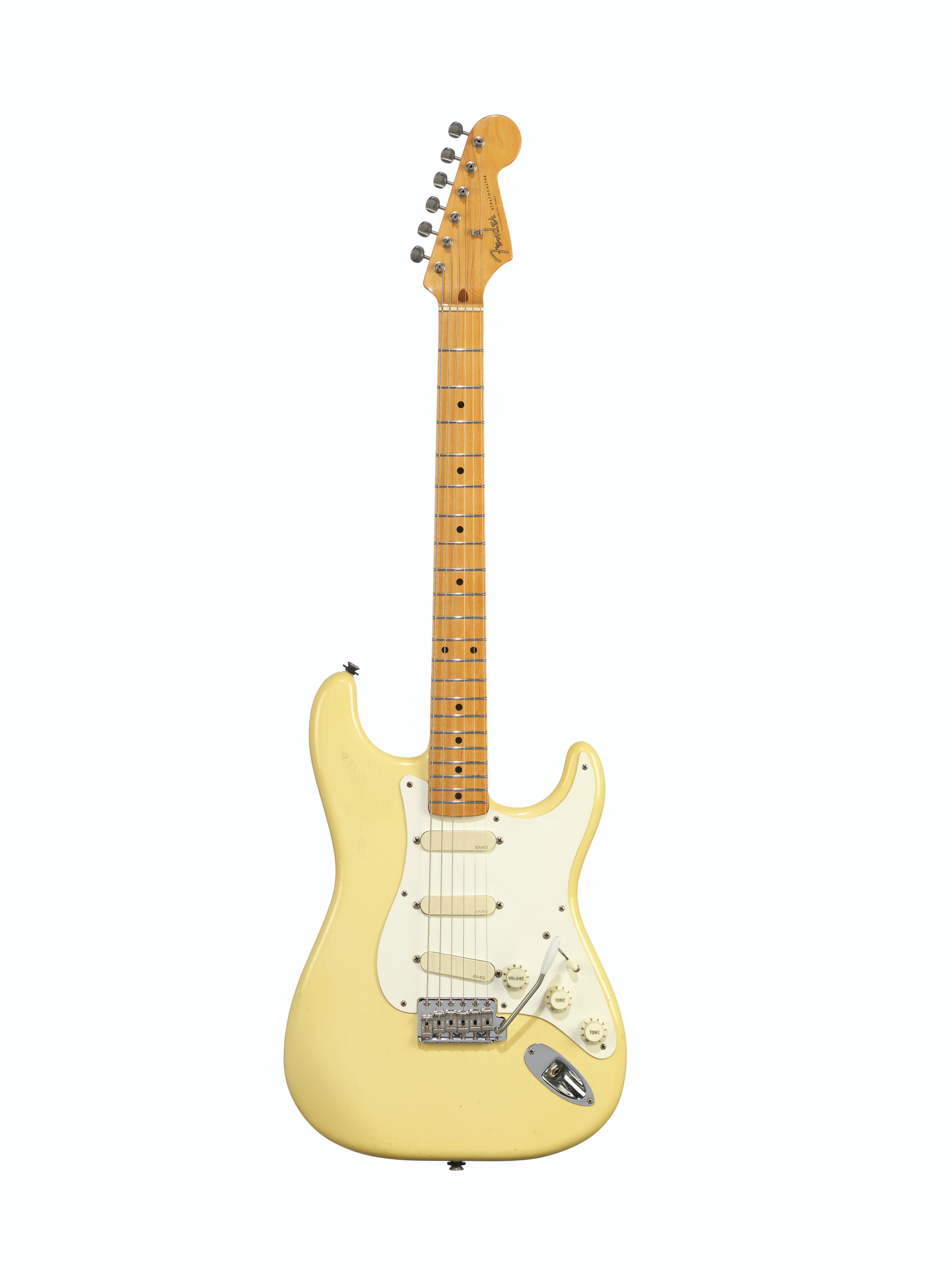 FENDER ELECTRIC INSTRUMENT COMPANY, FULLERTON, 1983 and 1989