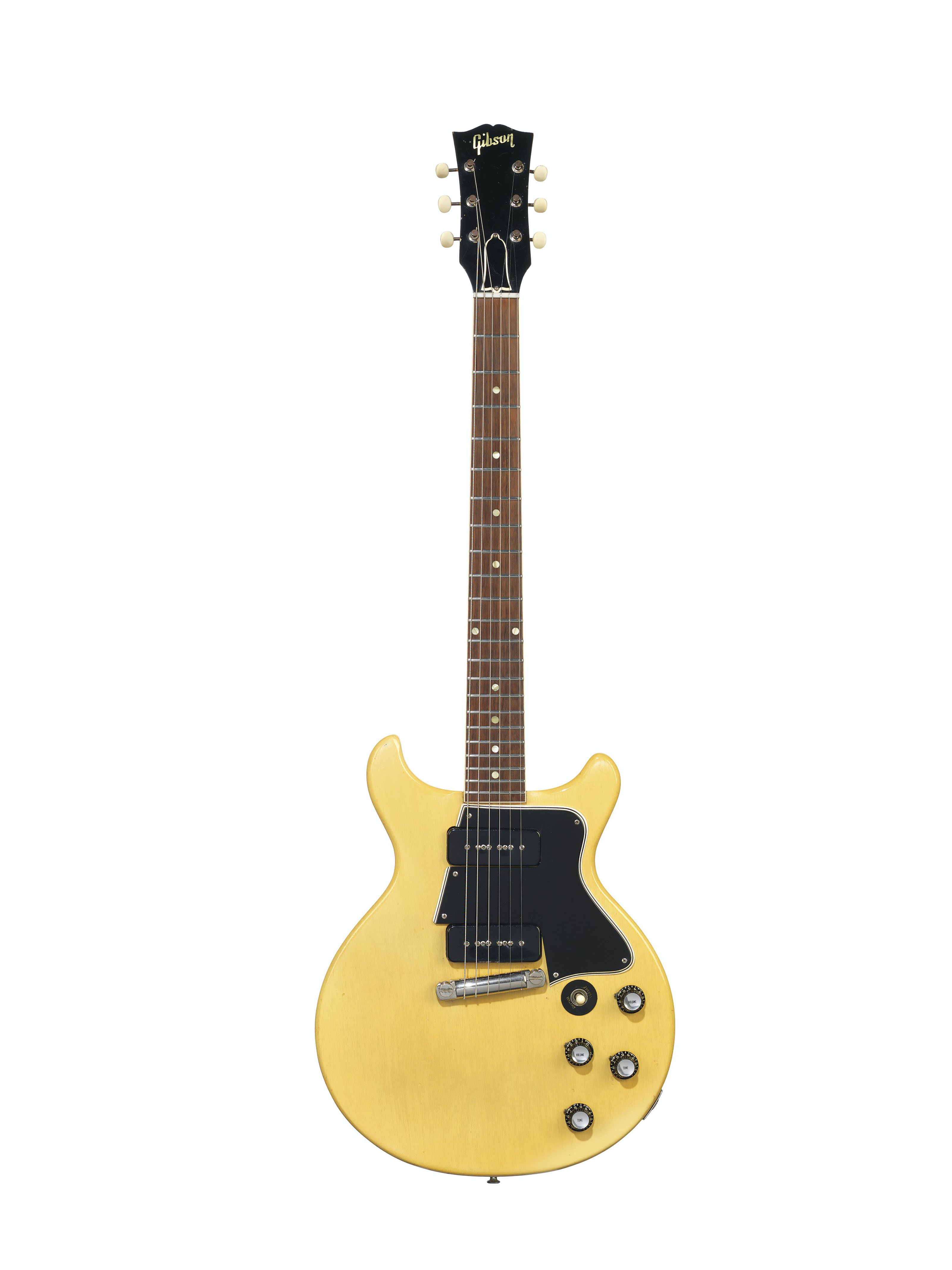 GIBSON INCORPORATED, KALAMAZOO, 1960 | A SOLID-BODY ELECTRIC