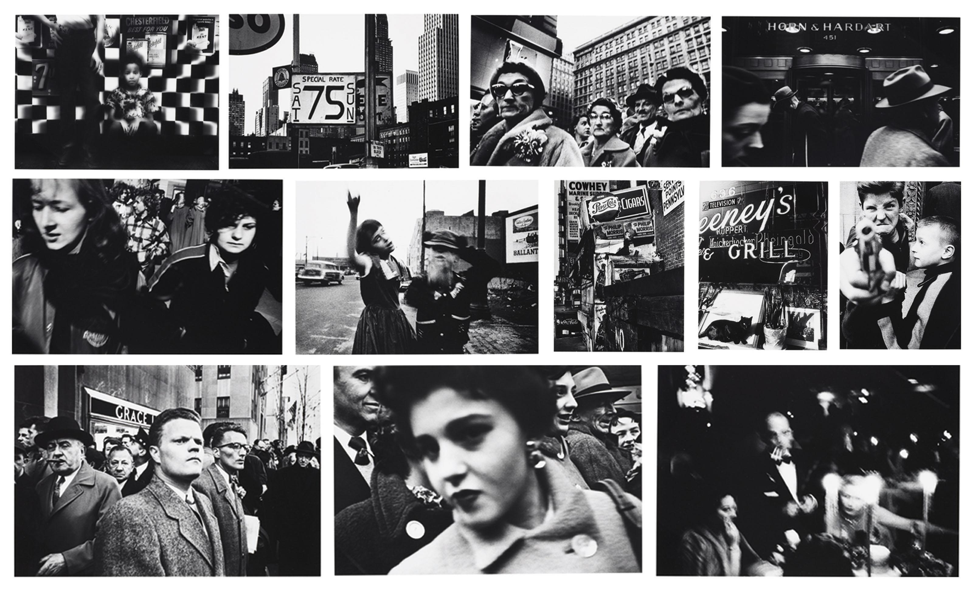 William Klein: New York 54/55