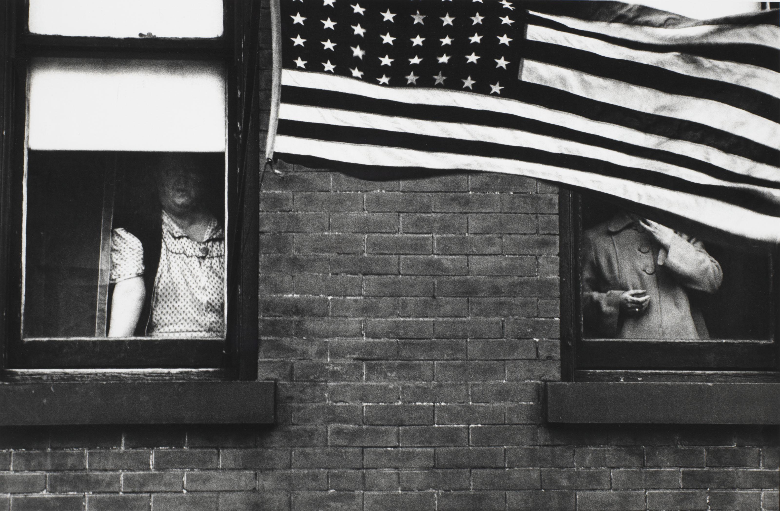 Parade – Hoboken, New Jersey, 1955