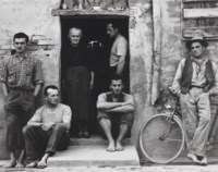 The Family, Luzzara, Italy, 1953