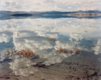 Mono Lake #2, California, 1999