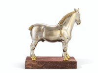 Percheron Stallion: Rhum