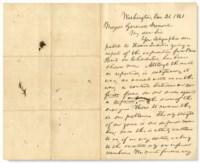 LINCOLN, Abraham (1809-1865) A