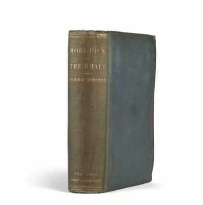 MELVILLE, Herman (1819-1891).