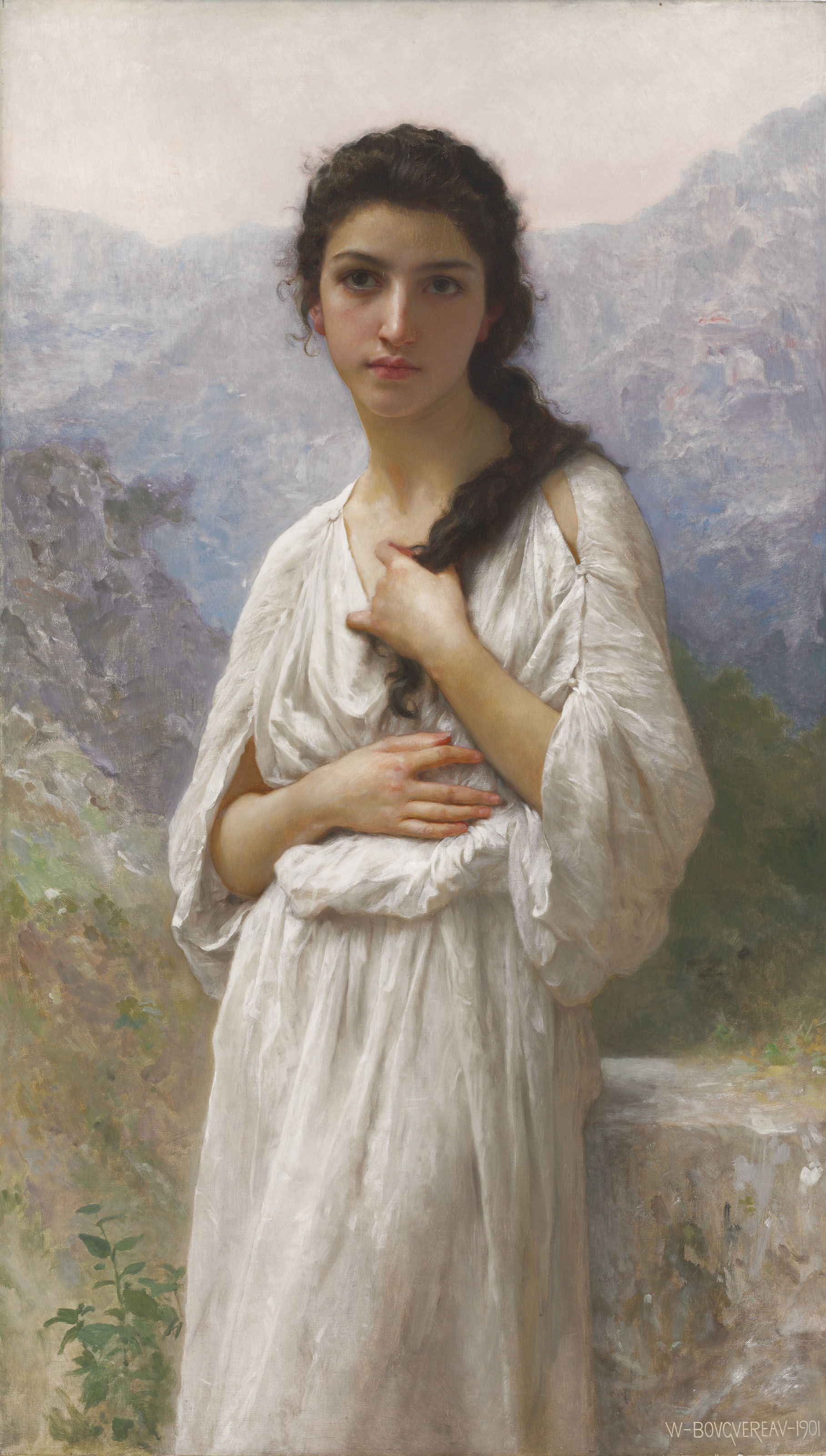 William Adolphe Bouguereau (Fr