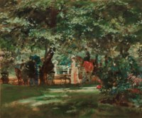 A Ride in the Park