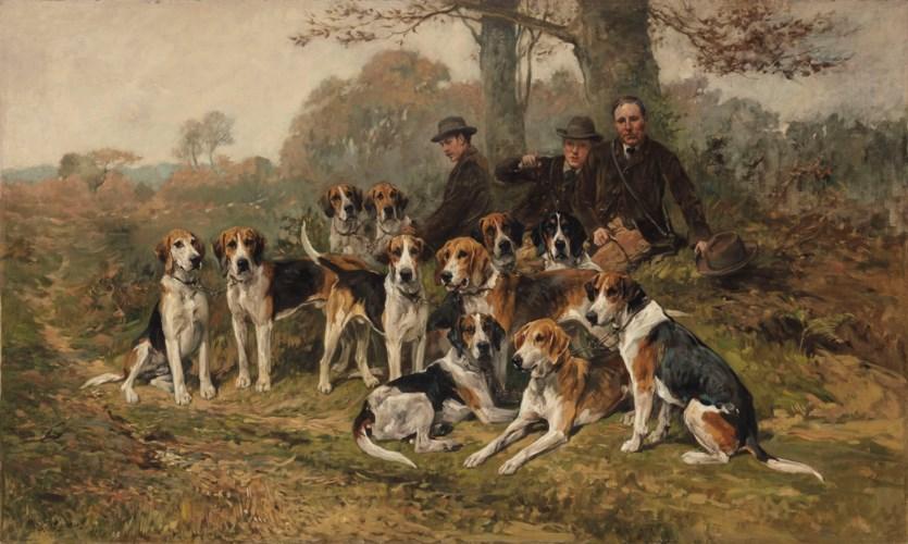 John Emms (British, 1841-1912)