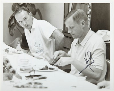 ARMSTRONG, Neil and COLLINS, M