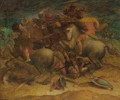 Follower of Leonardo da Vinci,