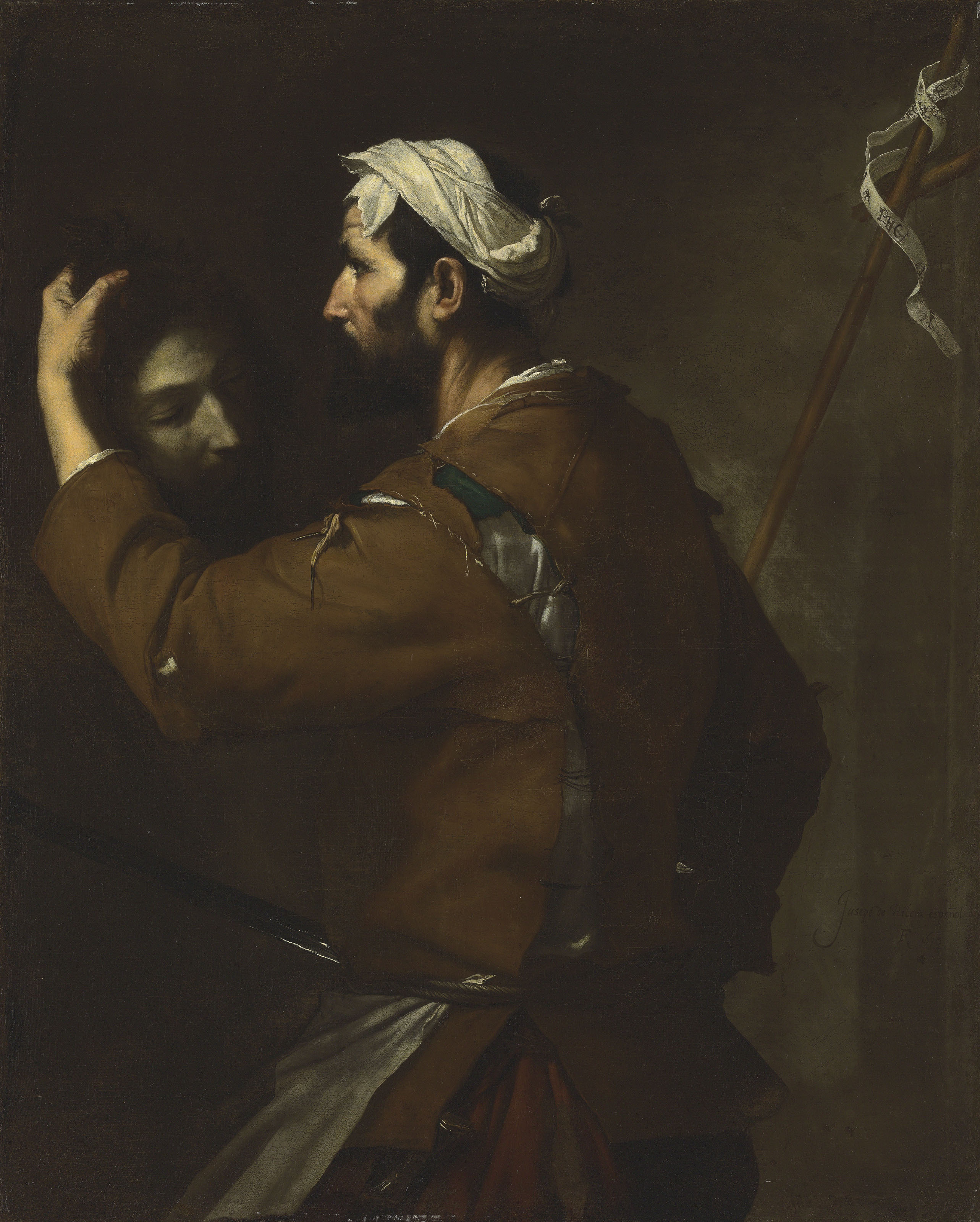 Jusepe de Ribera (Xàtiva 1591-1652 Naples)