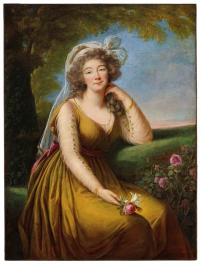 Élisabeth-Louise Vigée Le Brun