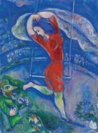 L'Acrobate ou Le Trapèze