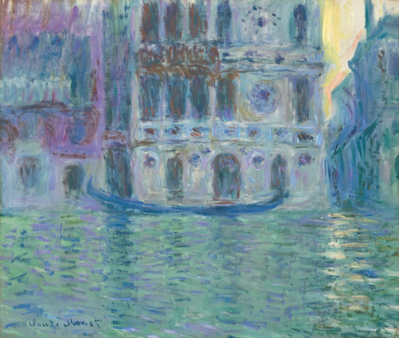 Claude Monet (1840-1926), Le Palais Dario, painted in Venice, 1908. 22⅛ x 26⅛  in (56.2 x 66.5  cm). Estimate $4,000,000-6,000,000. Offered in Impressionist and Modern Art Evening Sale on 13 May 2019 at Christie's in New York