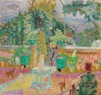 La Terrasse ou Une terrasse à Grasse