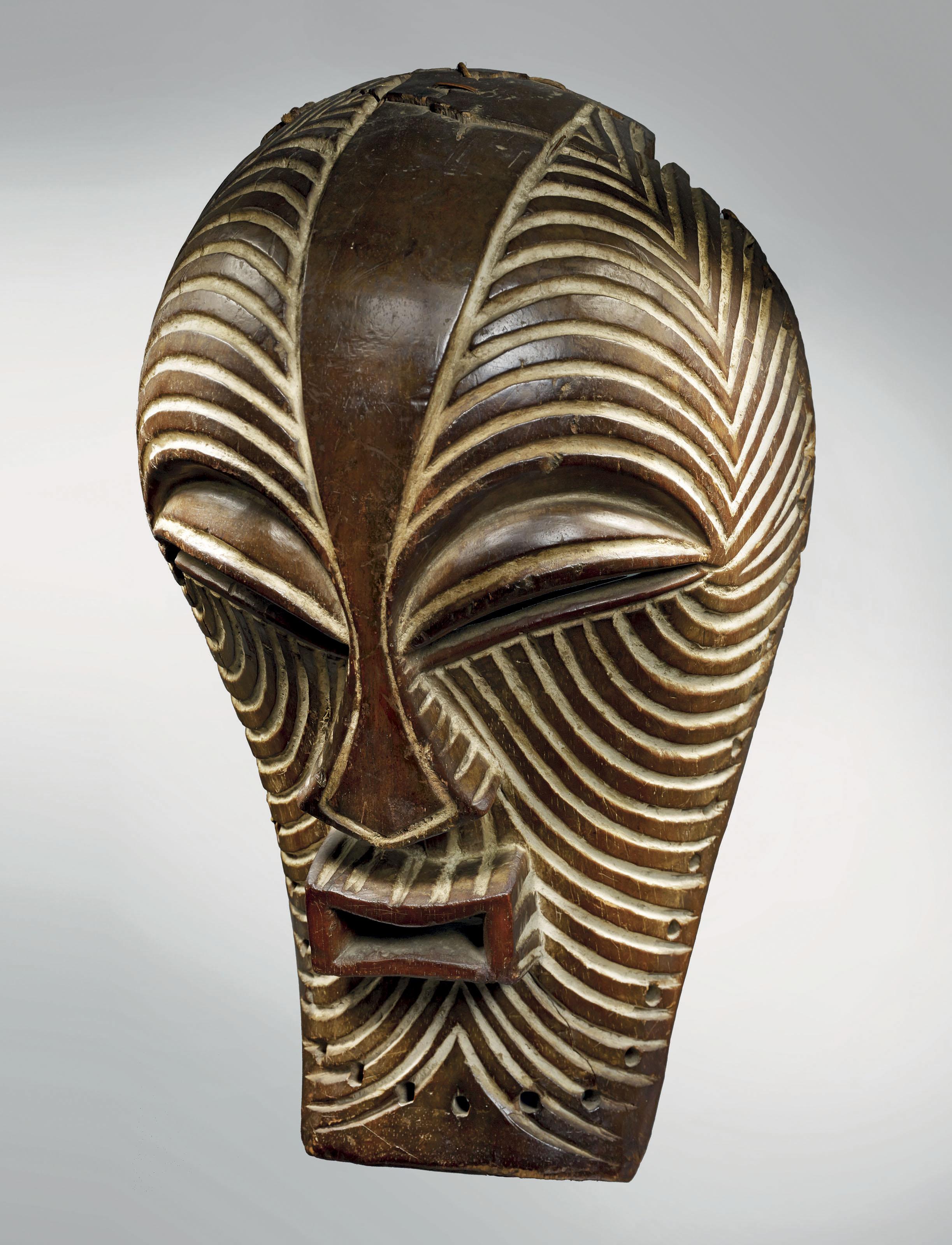 The Walschot-Schoffel Kifwebe Mask