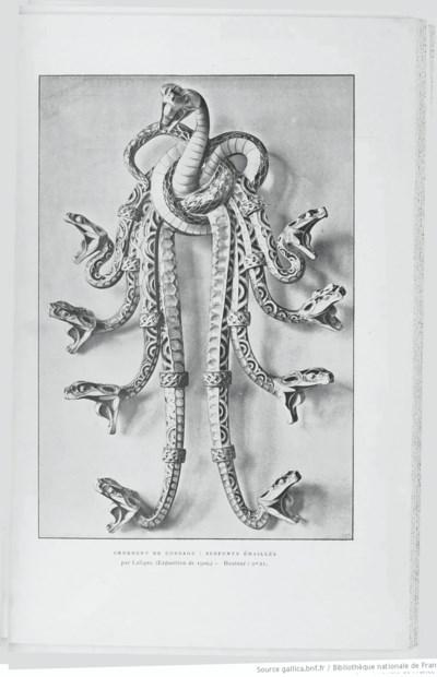 RENÉ LALIQUE (1860-1945)