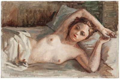 André Hambourg (French, 1908-1