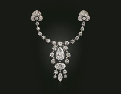 A BELLE ÉPOQUE DIAMOND DEVANT-