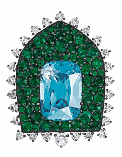 EMERALD, DIAMOND AND ZIRCON CL