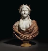 Poésie (Poetry) or Jeune femme Pariote (Young woman of Paros)