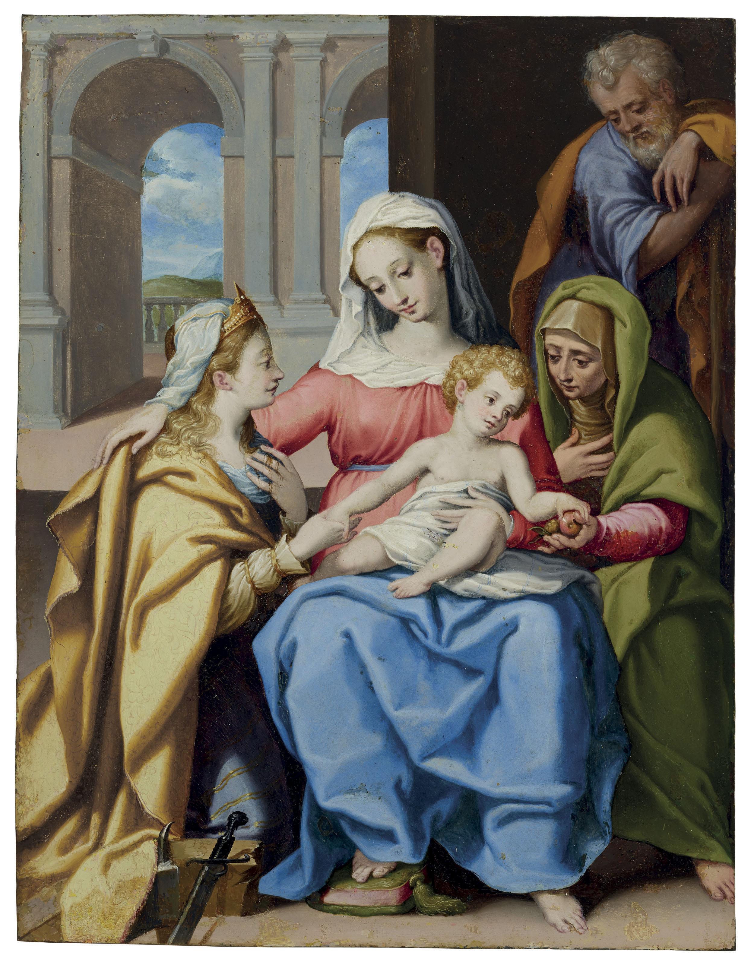 Bartolomeo Cesi (Bologna 1556-