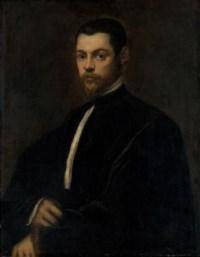 Portrait of a gentleman, half-length