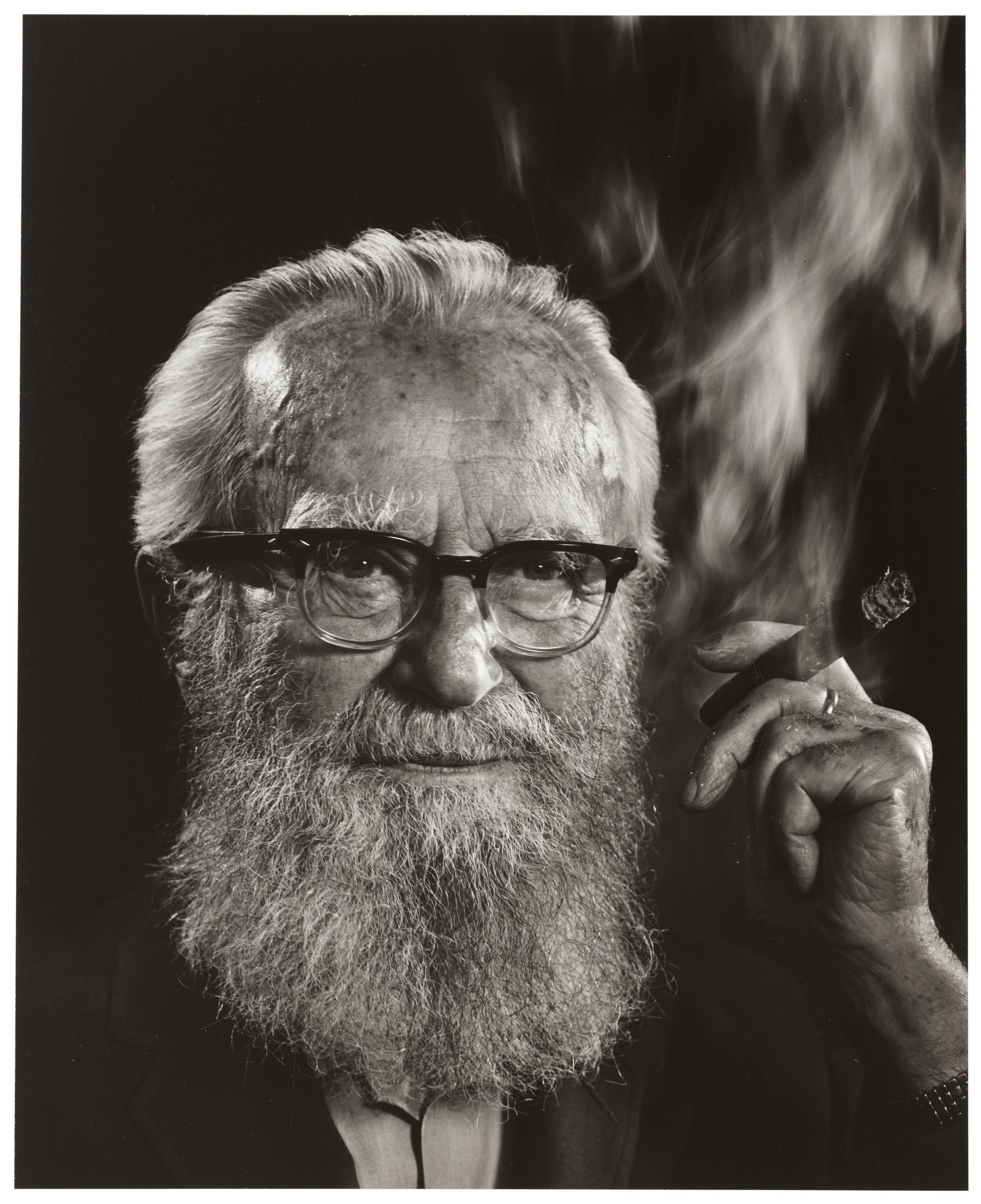 YOUSUF KARSH (1908–2002)