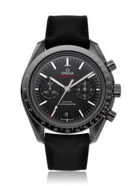 OMEGA, SPEEDMASTER DARK SIDE OF THE MOON, REF. 311.92.44.51.